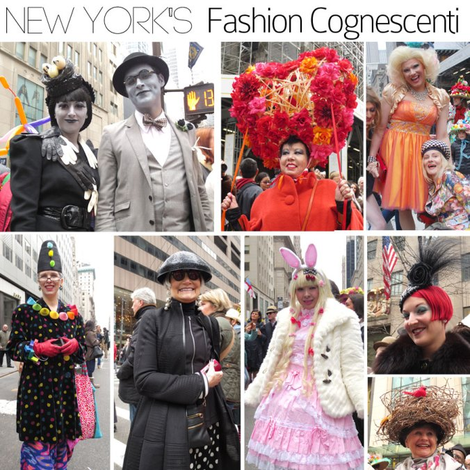 NY Hat Parade's most Fashionable