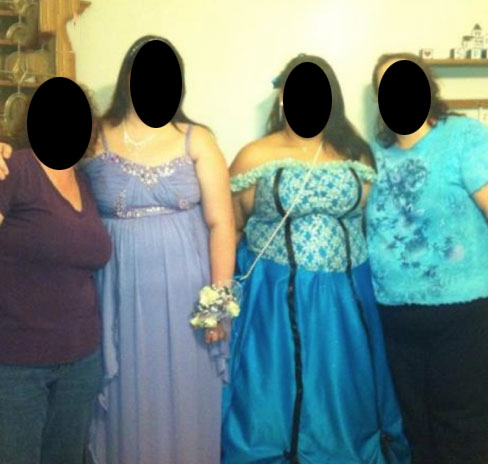 bad and ugly special occasion dresses