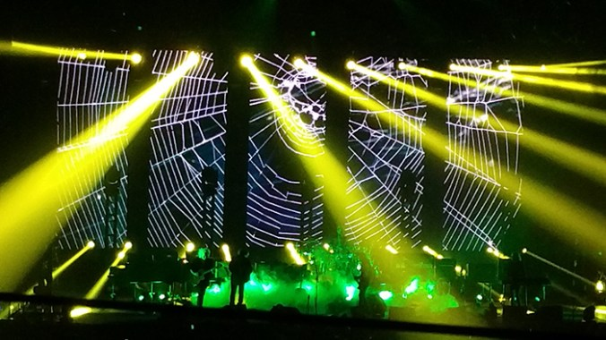 The Cure at Madison Square Garden NYC June 2016