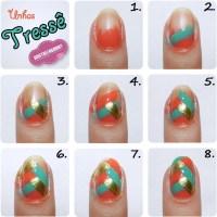 22 Easy Nail Tutorials - Nail Art Tutorials - Pretty Designs