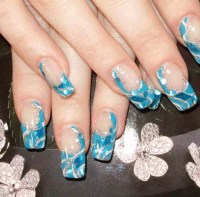 Acrylic Nail Designs - Pretty Designs