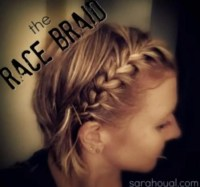 15 Braided Bangs Tutorials: Cute, Easy Hairstyles - Pretty ...