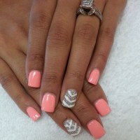 15 Fashionable Nail Ideas You Must Like - Pretty Designs