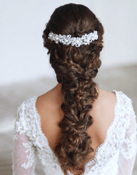 22 Glamorous Wedding Hairstyles for Women - Pretty Designs