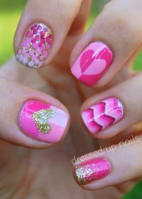 Amazing Pink Nail Designs for Women - Pretty Designs