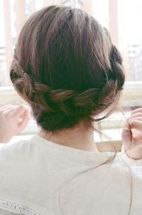 With Brown Hair In A Braid A   14 stunning waterfall ...