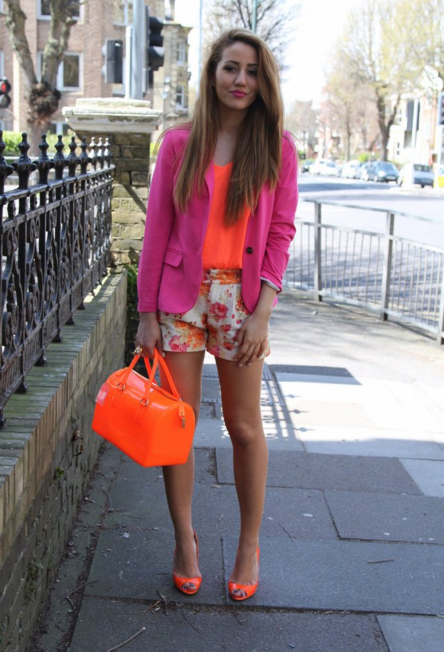Cute Stylish Small Girl Wallpaper 17 Chic Summer Outfit Ideas In Bright Colors Pretty Designs
