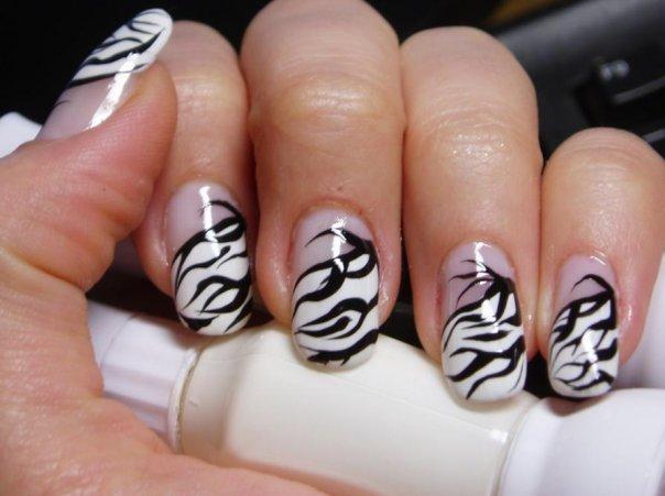 17 Trendy Animal Print Nails Pretty Designs
