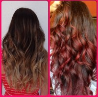 30+ Ways to Add Funky Colors to Your Hair - Pretty Designs