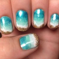 Summer Beach Nails You Wont Miss - Pretty Designs