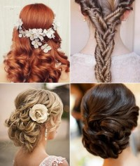 Fantastic Long Wedding Hairstyles for Bridals - Pretty Designs