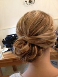 Graceful and Beautiful Low Side Bun Hairstyle Tutorials ...