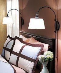 Home Decoration: 20 Bedroom Lamp Ideas - Pretty Designs