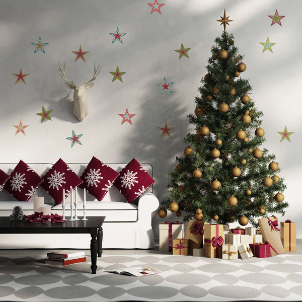 decorate room for christmas - Rainforest Islands Ferry - christmas room decorations