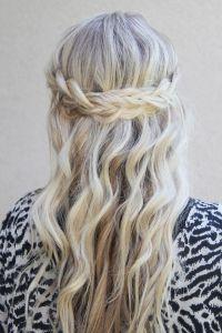 14 Stunning Waterfall French Braids for Girls - Pretty Designs