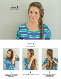 10 Trendy Side Braid Hairstyles for Long Hair - Pretty Designs