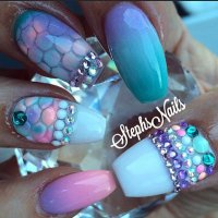 19 Pretty Nail Art Designs for Summer - Pretty Designs