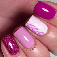 18 Great Nail Designs for Short Nails - Pretty Designs