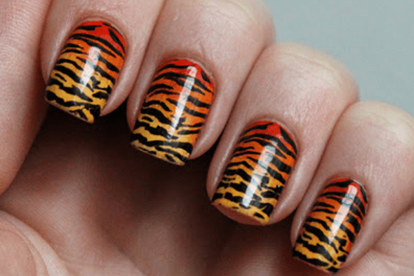 Animal Print Nails Designs Ivoiregion