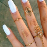 21 Trendy Nail Art Designs - Pretty Designs