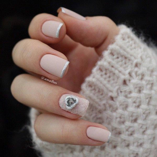 35 Beautiful Nail Designs for Fall - Pretty Designs