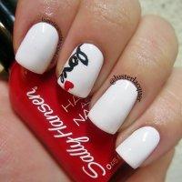 22 Romantic Nail Designs for Your Valentine's Day - Pretty ...