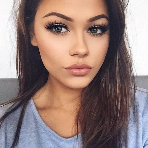 the right makeup