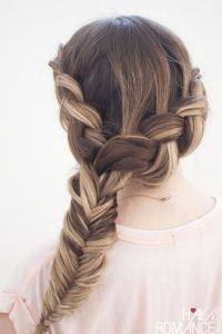 21 Tutorials for Styling Wrap Around Braids - Pretty Designs