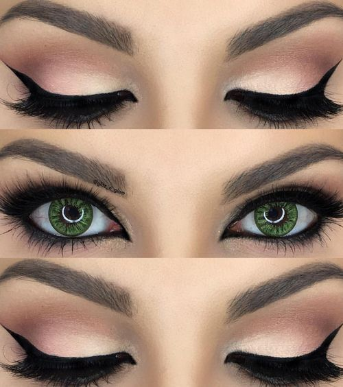 How to Rock Matte Eyeshadow