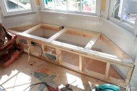 Building a Window Seat with Storage in a Bay Window ...