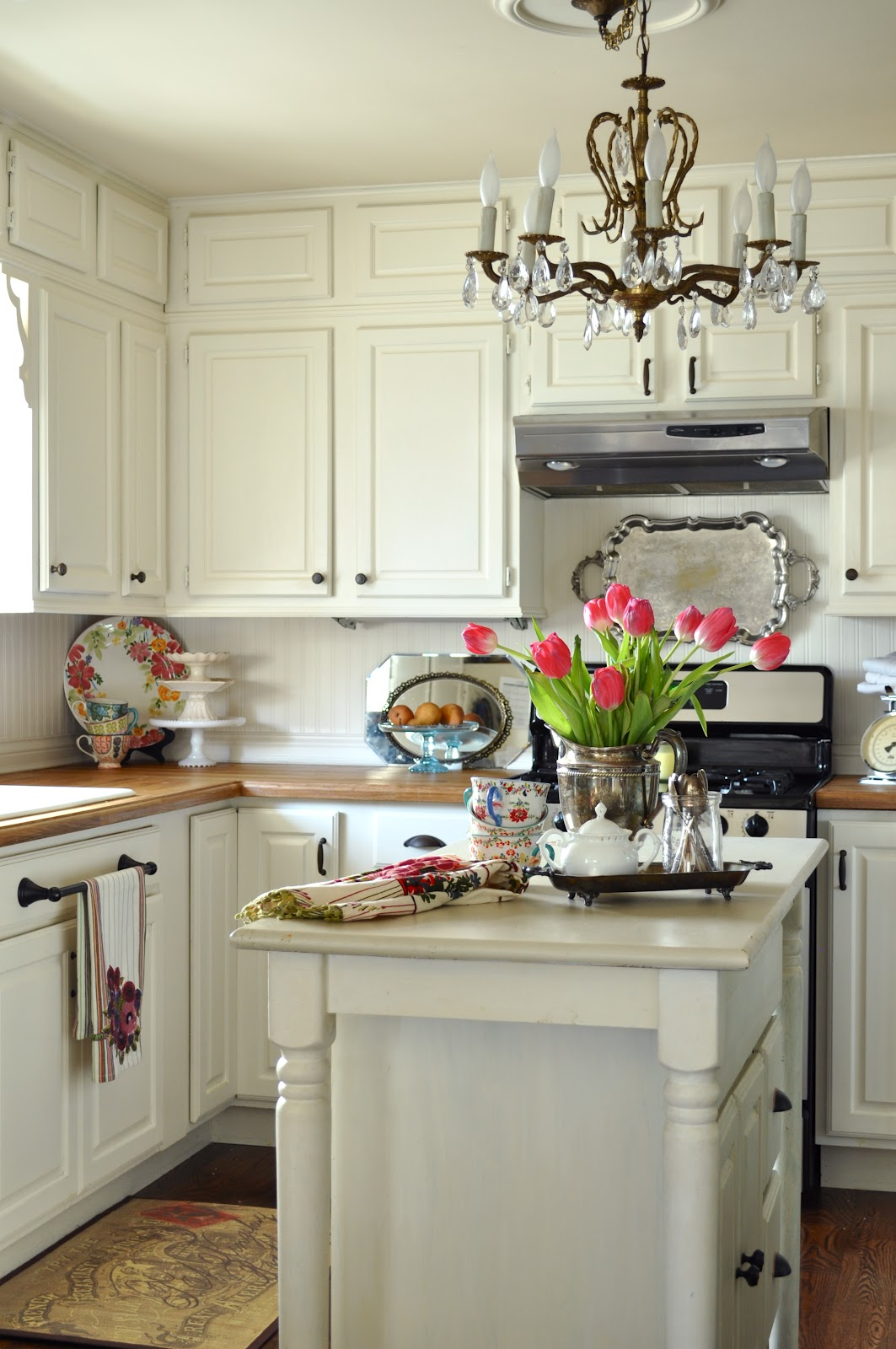 Fullsize Of Country Cottage Kitchen Cabinets