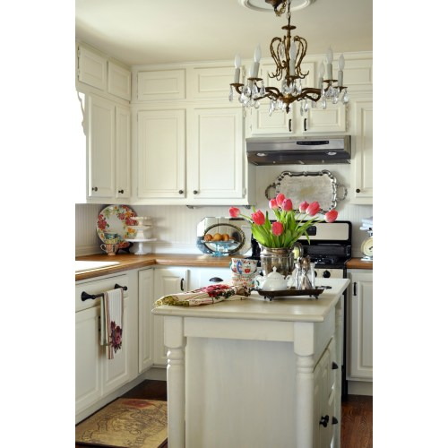Medium Crop Of Country Cottage Kitchen Cabinets