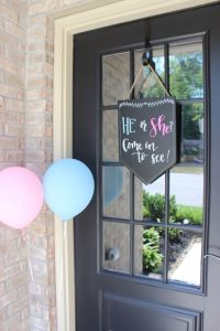 27 Creative Gender Reveal Party Ideas - Pretty My Party