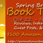 Spring Break Book Tour Promo Blast: Win a $100 Amazon Gift Card!