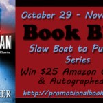 The Arimathean Book Blast: Win a $25 Amazon GC and Books!