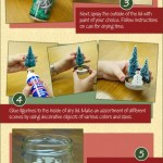 How to Make a DIY Snowglobe (Visual.ly)