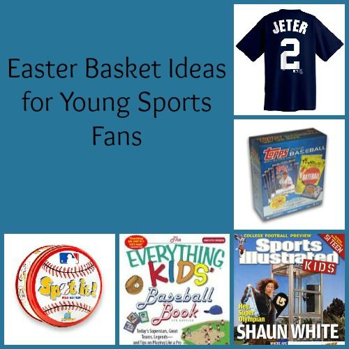 Easter Basket Gift Ideas for Sports Fans