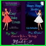 Hungry, Hungy Hoodoo and Easy Bake Coven Blast: Win a Gift Basket