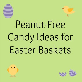 Peanut-Free Candy Ideas