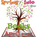Spring Into Books Giveaway: $10 Amazon Gift Card