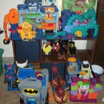 Jake's Favorites- Fisher Price's Imaginext Line