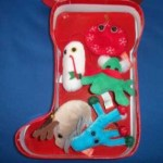 25 Dayz Sponsor: GIANTmicrobes Holiday Stocking Ornament Set