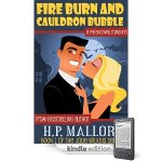 """Fire Burn and Cauldron Bubble"" by HP Mallory"