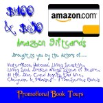 Promotional Book Tours Group: $100 & $50 Amazon GC Giveaway