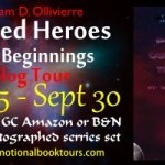 Cursed Heroes Book Tour: Guest Post