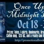 Once Upon a Midnight Dreary Book Blast: $25 Amazon GC and Awesome Swag Giveway