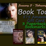 Shifty Business Book Tour: Win a $75 Amazon Gift Card, Books, and More