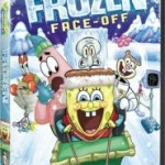 Spongebob's Frozen Face-Off DVD Review
