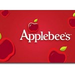 $50 Applebee's Gift Card Giveaway- Perfect for Valentine's Day Dinner!