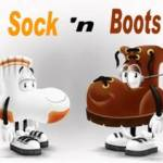 Book Review: Sock 'n Boots- Adventures